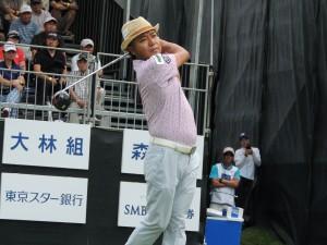 44歳の片山晋呉がシーズンを通して大健闘。賞金ランク8位に入る踏ん張りでファンをひきつけた。