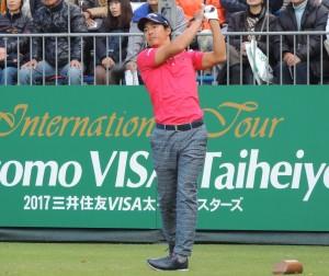 今季は6年ぶりに国内ツアーに復帰する石川遼。