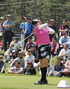 台湾のエース、テレサ・ルーも、ニチレイでは日本の女王・鈴木愛にPOで敗れた。