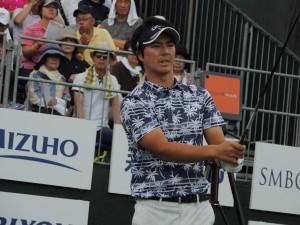 今季から選手会長に就任した石川遼。さっそく謝罪コメントを出した。