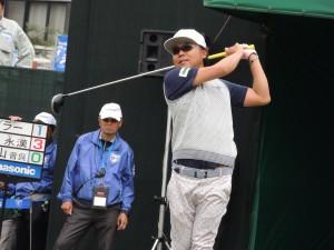 45歳にして今季も好調なゴルフをみせていた片山晋呉。戦列復帰はいつか?
